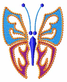 Free Embroidery Design in Popular Machine Embroidery Formats