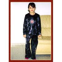 Girly Suit with stars
