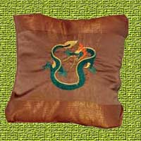 Classic Pillows with Chinese Dragons