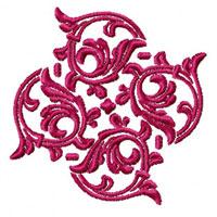 Elegant Ornaments 9 Machine Embroidery Designs Set