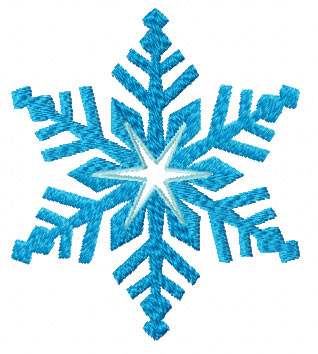 snowflake machine embroidery designs