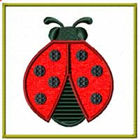 Bug Machine Embroidery Design